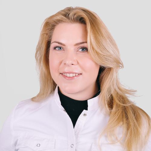Анна Ивановна Свиридова